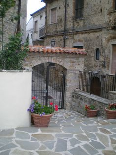 Ingresso Villa RosaMaria