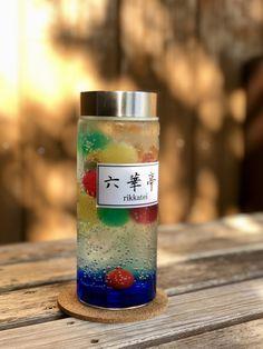 Colorful Desserts, Blue Desserts, Fruit Drinks, Yummy Drinks, Japan Dessert, Soda Floats, Boba Drink, Brew Bar, Sweet Box