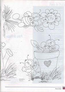 Коллекция картинок: Эти замечательные пчёлки