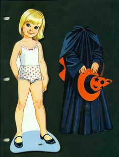 Magic Mary Vintage 1966 Milton Bradley, via Etsy