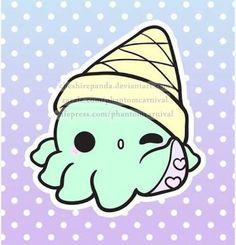 How to draw kawaii animals cream by cutesy art 3 drawings cute drawings drawings how to . how to draw kawaii animals Cute Kawaii Animals, Cute Animal Drawings Kawaii, Cute Cartoon Drawings, Cute Easy Drawings, Simple Animal Drawings, Chibi Kawaii, Kawaii Doodles, Cute Doodles, Anime Kawaii