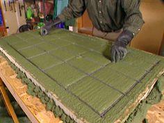 How to Build a Concrete Countertop. #decor #DIY
