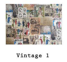 tela resinada Vintage 1 disponible para combinar con los productos Arethaju