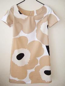 Marimekko Dress, Marimekko Fabric, Fabric Painting, Woman Fashion, Mix Match, Fashion Details, Wearable Art, Tunics, Needlework
