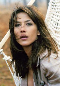 Sophie Marceau …. Naturellement belle