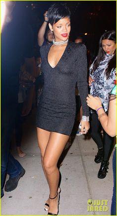 Celeb Diary: Rihanna @ MTV VMA 2013 After Party