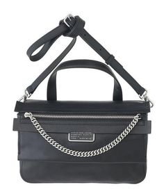 Marc by Marc Jacobs Top Of The Chain Satchel in Black cea546b5639