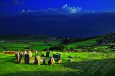 Legananny Dolmen Legananny is perhaps the most famous and the most photographed… Moving To Ireland, Ireland Travel, Irish Eyes Are Smiling, West Cork, Celtic Heart, Cottages By The Sea, Simple Pleasures, Northern Ireland, Vacation Destinations