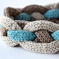 Iquitos Flat i-Cord Scarf