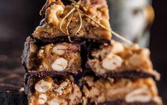 Pähkinä-suklaafudge | ruoka.fi