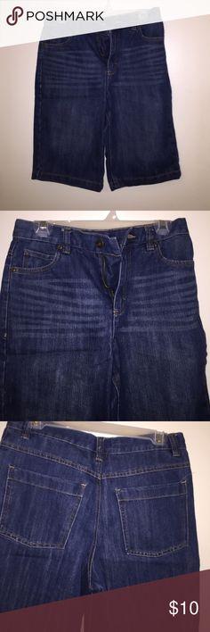 Denim shorts Denim blue shorts Bottoms Shorts