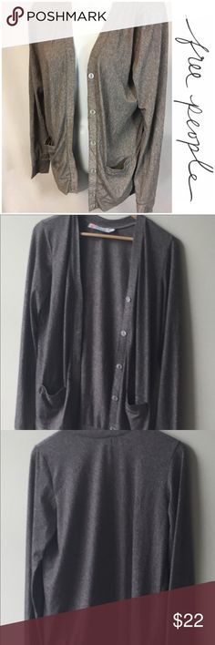 Free people sparkle cardigan size small Free People sparkle cardigan in great condition! Size small Free People Other