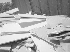 Mercado Imobiliário : Estudos comprovam que o Gesso da Construção Civil pode ser reciclado