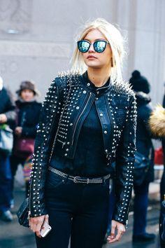 Fashionnable — skinny-classy-confident: Gigi Hadid