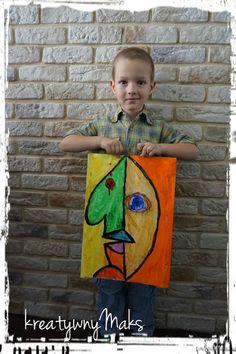 kreatywnyMaks: Mały Picasso