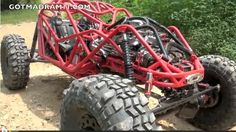 Off road extreme... However there is a line between extreme and insane. And this May have crossed it.
