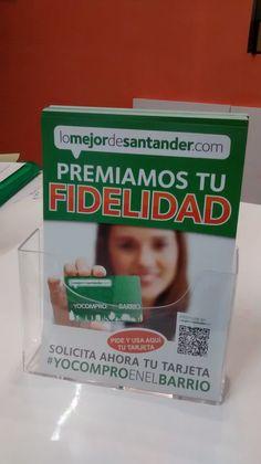 Dispensadores y Flyers para lomejordesantader. com Copiplus Santander