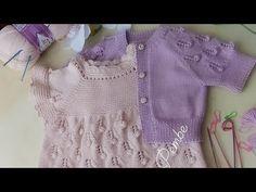 Belinay Bolero 1. Bölüm - YouTube Moda Crochet, Crochet Baby, Knit Crochet, Crochet Shrugs, Crochet Sweaters, Baby Knitting Patterns, Vintage Sewing Patterns, Crochet Patterns, Bolero Pattern