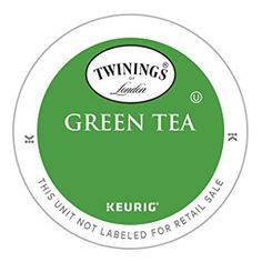 Twinings Green Tea, Keurig K-Cups, 24 Count ** More info could be found at the image url. (This is an affiliate link and I receive a commission for the sales) Pure Green Tea, Best Green Tea, Organic Green Tea, Green Teas, Decaf Tea, Twinings Tea, Spinach Salad Recipes, K Cups