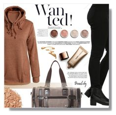 """Must have"" by fashion-pol ❤ liked on Polyvore featuring Illamasqua, Terre Mère and Nude by Nature"
