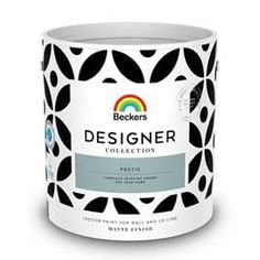 Beckers Designer Collection Indoor Paint, Designer Collection, Coffee Cans, Canning, Tableware, Wall, Dinnerware, Tablewares, Walls