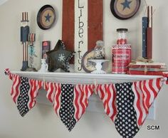 Image Detail for - Buckets of July 4th Ideas
