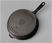 Field Company was started by two brothers in New York with a love of vintage cast iron cookware. With a mix of curiosity and passion, they began a long journey to rediscover what made old pans so much better than their modern counterparts. The result was their first product, the Field Skillet, which launched on Kickstarter and raised over $1.6 million.