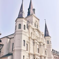 New Orleans or Vegas of the South as I like to call it is one of my favorite cities in the United States. Visiting Jackson Square is always a treat and for just $1 you can visit St. Louis Cathedral which was built in the early 1700's  and its bell still rings out today!  by foreverchasingwanderlust