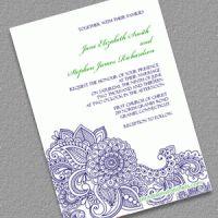 Free Wedding Invitation Templates - Part 9