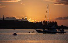 Oban sunset, Fotografia e Poster