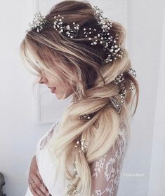 """524 Likes, 6 Comments - Pnina Tornai (@pninatornai) on Instagram: """"This hairstyle has it all! It's perfectly glamorous without looking like you tried too hard.…"""""""