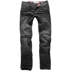 """Rise Against Jeans """"R.E.D. by EMP Signature Collection"""" schwarz • EMP"""