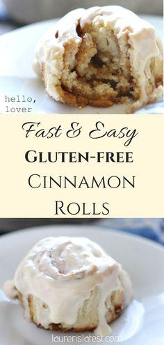Gluten-free Cinnamon