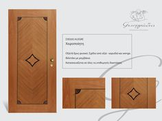 #handmade_wooden_door_Alegre / by Georgiadis furnitures
