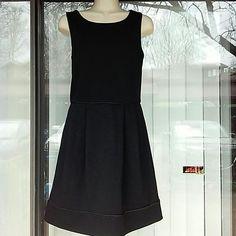 DVF .amazing black dress with pockets Worn once Diane von Furstenberg Dresses