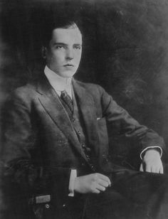 Vincent Astor inherited 65+ million from his father, John Jacob Astor who parished on the Titanic.