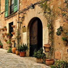 Mejores 47 Imagenes De Casas En Pinterest Rustic Homes Farmhouse - Fachadas-antiguas-de-casas