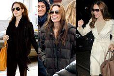 Angelina Jolie Style, Square Faces, Aviators, Classic Elegance, Celebrity Style, Actresses, Elegant, Celebrities, Fashion