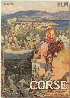 affiche corse - Recherche Google