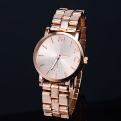 2015 New Arrivals Brand Stainless Steel Fashion Women Dress Watches marc fashion watch quartz women's Wrist Watch Free shipping-in Women's Wristwatches from Watches on Aliexpress.com | Alibaba Group