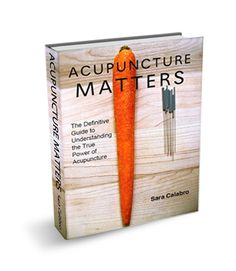This is a really great book about acupuncture.