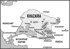 Russia and The Khazars - A History Americans should Read...By Ian Greenhalgh on August 17, 2016