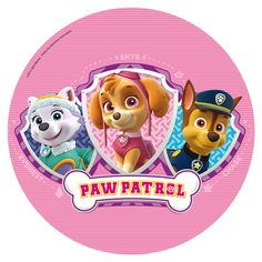 Party Supplies 24 Personalised Pink Paw Patrol, Birthday, Goody Bag Stickers Party Thank You & Garden Sky Paw Patrol, Paw Patrol Cake, Paw Patrol Party, Paw Patrol Invitations, Third Birthday, Baby Birthday, Paw Patrol Stickers, Amazon Auto, Cumple Paw Patrol