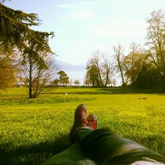 Lausanne #parklife Lausanne, Travel Bugs, Switzerland, Hiking Boots, Lifestyle, Walking Boots