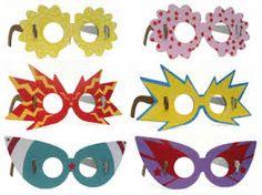 brillen knutselen - Google zoeken