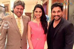 #AlluArjun #KapilDev Allu Arjun's Rare Honour.  Stylish Star Allu Arjun scored massive hits recently and he emerged as one of the leading young actors in Tollywood.