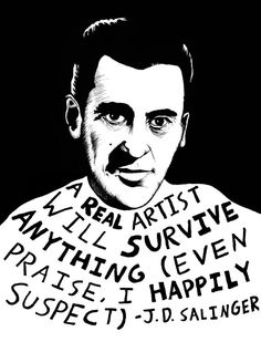 J. D. Salinger (Authors Series) by Ryan Sheffield