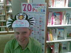 Puffin Hat Bob... Hug, Cover, Books, Life, Libros, Book, Book Illustrations, Cuddle, Libri