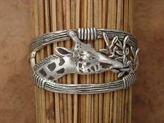 giraffe cuff bracelet