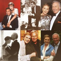 Julie Andrews and Christopher Plummer in honor of the sound of music Sound Of Music Movie, Love Movie, Movie Tv, Hollywood Stars, Classic Hollywood, Old Hollywood, Movies Showing, Movies And Tv Shows, Classy People